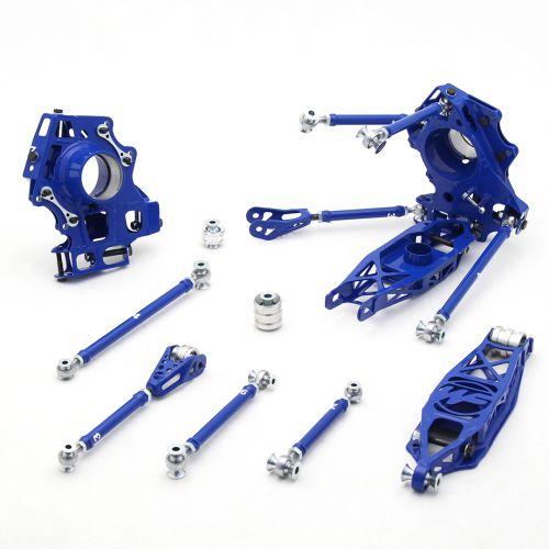 BMW E90  E92  E81  E82 Rear Suspension Drop Knuckle Kit