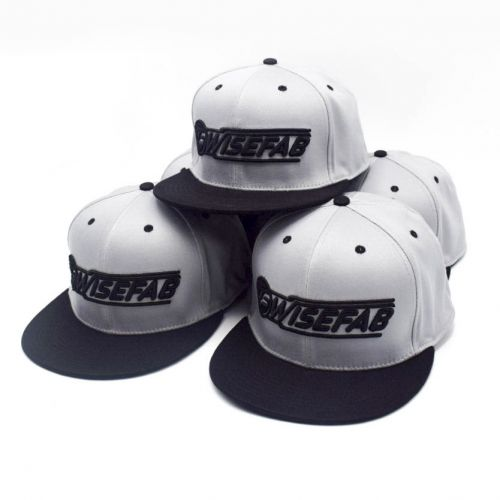 Wisefab Cap Gray/Black