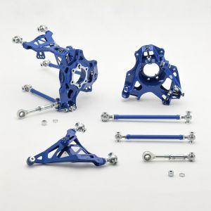 Nissan 370Z Rear Suspension Drop Knuckle Kit