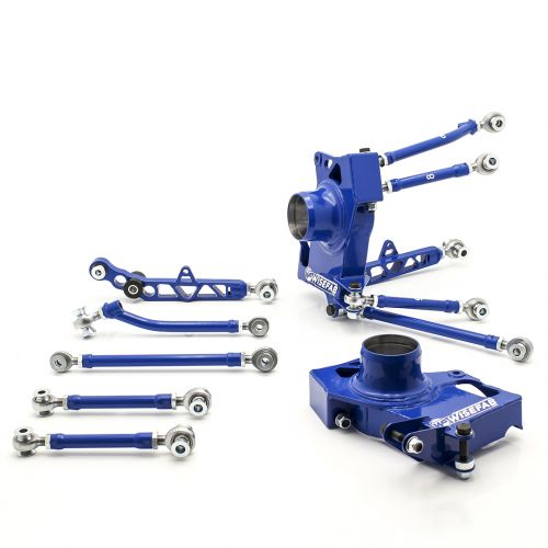 Toyota Supra JZA80 Rear Suspension Kit