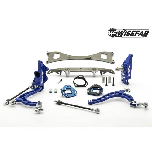 Nissan S14 V2 Lock Kit with Rack Relocation