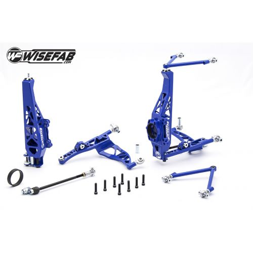 Nissan 350Z Front Lock Kit