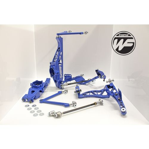 Nissan 370Z Front Lock Kit
