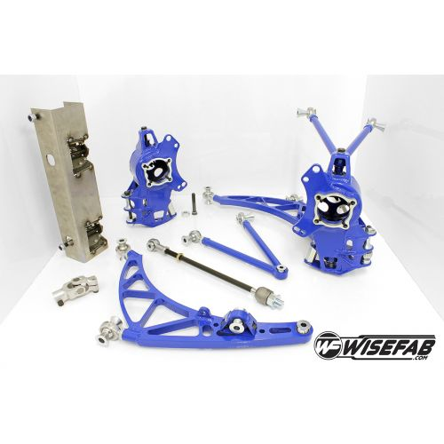 Mazda RX-8 Front Lock Kit RHD