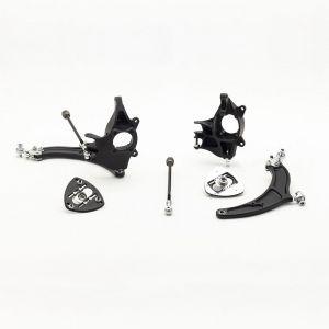 Mitsubishi EVO 7 8 9 Front Suspension Drop Knuckle Kit