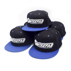 Wisefab Cap Black/Blue